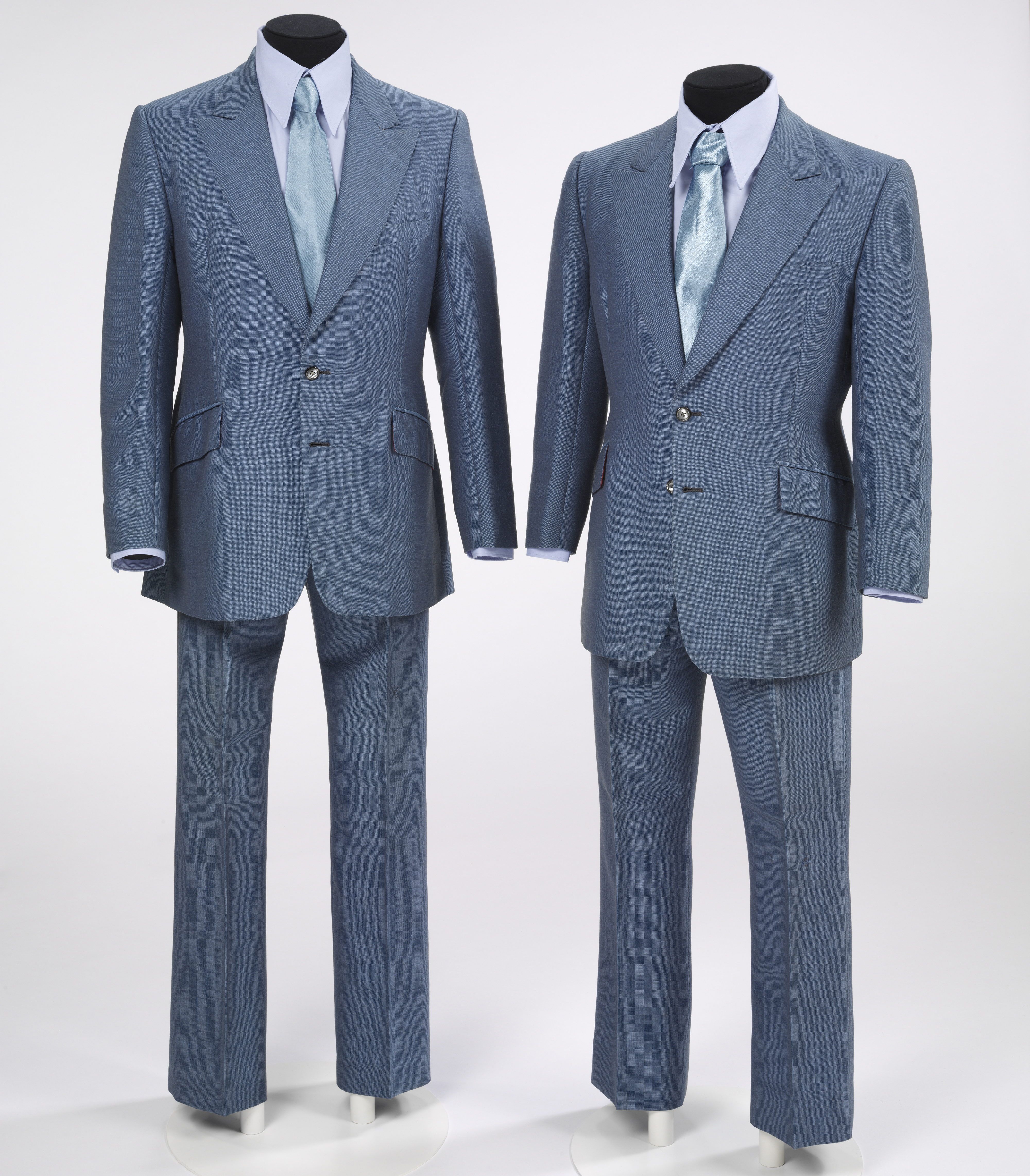 Morecambe and Wise's suits