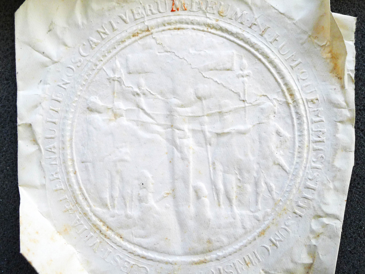 Archbishop's seal